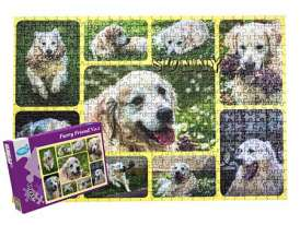 Fotocollage-Puzzle 500 Teile